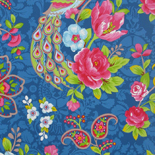 PiP II Behang Eijffinger Flowers in the Mix Donkerblauw 313054