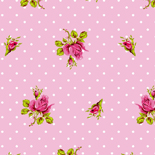 PiP Behang Eijffinger Roses and Dots Roze 386022