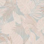 Zoom by Masureel La vie en Rose LAV103 Tropical Jade Behang