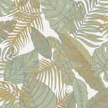 Zoom by Masureel La vie en Rose LAV104 Tropical Teal Behang
