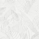 Zoom by Masureel La vie en Rose LAV202 Tahina Silver Behang