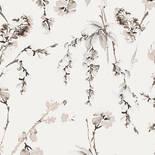 Zoom by Masureel La vie en Rose LAV502 Alba Woodrose Behang