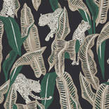 Zoom by Masureel Ombra OMB101 Jagar Emerald Behang